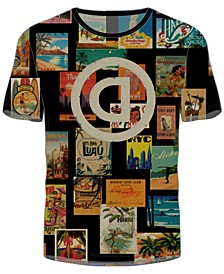 Men's Vacation Posters T-Shirt