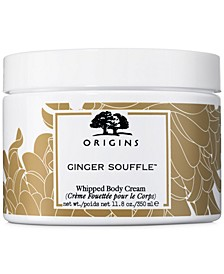 Ginger Souffle Whipped Body Cream, 11.8-oz.