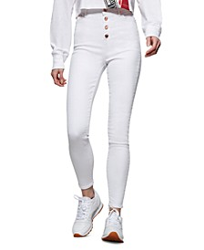 Caia High-Rise Skinny Jeans
