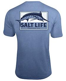 Men's Pure Marlin UPF Performance Graphic T-Shirt