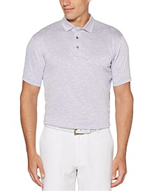 Men's Textured Golf Polo