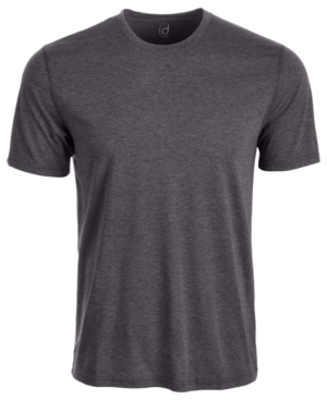 Id Ideology Men's Soft Touch Performance T-Shirt, Created for Macy's