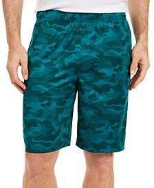 Men's Camo-Print Shorts, Created for Macy's