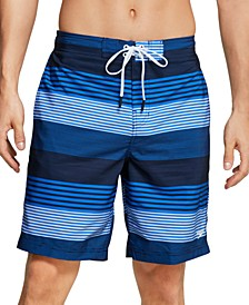 "Men's Border Line Performance 20"" E-Boardshorts"