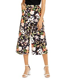 INC Printed Culottes, Created for Macy's