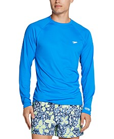 Men's Long Sleeve Swim T-Shirt