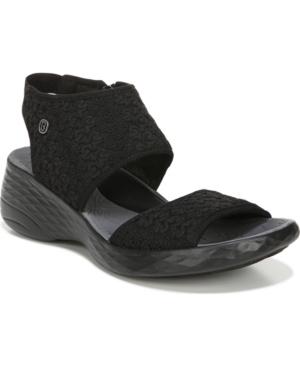 Bzees Jessie Ankle Strap Sandals Women's Shoes