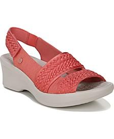 Fiona Slingback Sandals