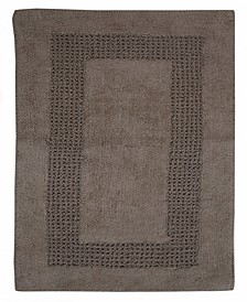 "Honeycomb Track 17"" x 24"" Bath Rug"