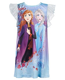 Toddler Girls Frozen 2 Nightgown