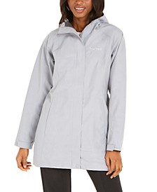 Essential Hooded Rain Jacket