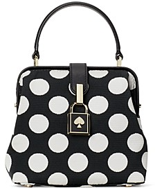 The Remedy Polka Dot Satchel