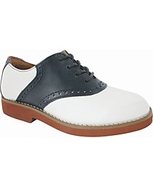 Women Upper Class Saddle Oxford Shoe