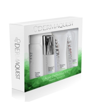 DermaClear Peptide Vitality Age Defense Kit