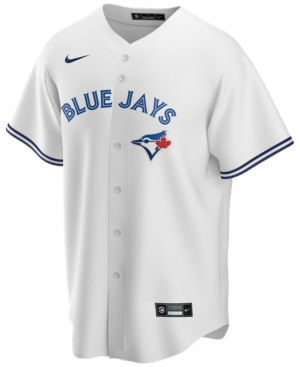 Nike Men's Toronto Blue Jays Official Blank Replica Jersey