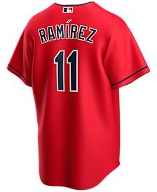 Men's Jose Ramirez Cleveland Indians Official Player Replica Jersey