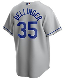 Men's Cody Bellinger Los Angeles Dodgers Official Player Replica Jersey