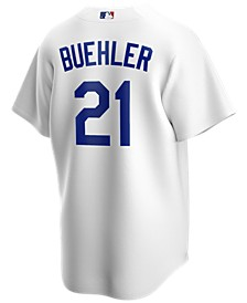 Men's Walker Buehler Los Angeles Dodgers Official Player Replica Jersey