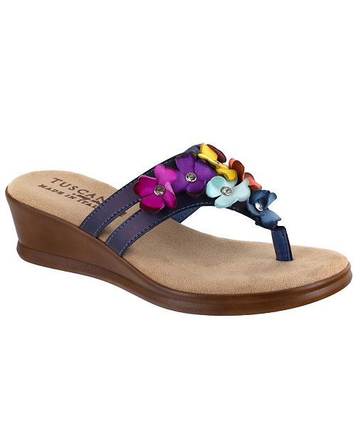 Easy Street Tuscany by Allegro Thong Sandals