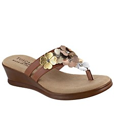 Tuscany by Allegro Thong Sandals