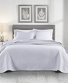 Sunset European Matalasse Coverlet Set Twin