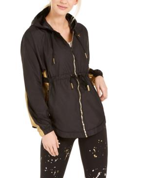 Puma Women's Metal Splash Utility Jacket In Black   ModeSens