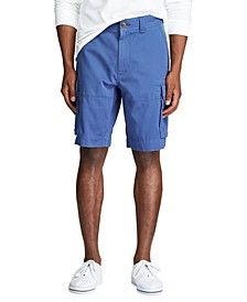 Men's Big & Tall Classic-Fit Cotton Cargo Shorts