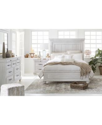 Quincy Bedroom Furniture, 3-Pc. Set (King Bed, Nightstand & Chest), Created for Macy's