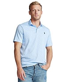Men's Classic Fit Soft Cotton Polo Shirt