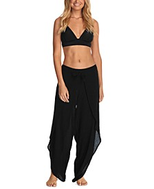 Juniors' Swim Cover-Up Pants
