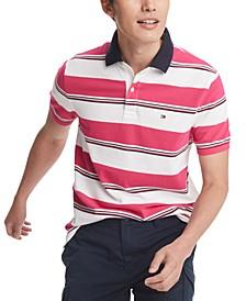 Men's Morrison Stripe Polo Shirt, Created for Macy's
