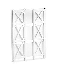 Yu Shan Montego 3-Shelf Folding Bookcase
