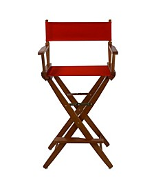 "Extra-Wide Premium 30"" Directors Chair with Cover"