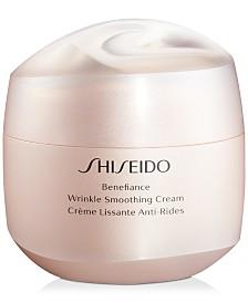 Benefiance Wrinkle Smoothing Cream, 2.5-oz.
