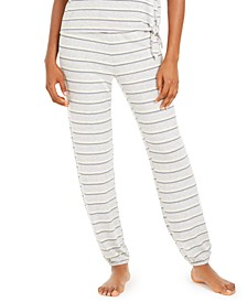 Printed Jogger Pajama Pants, Created for Macy's