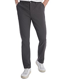 Men's Chino Tech Pants, Created for Macy's