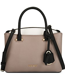 Eloise Small Jet Set Satchel