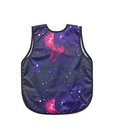 Baby Boys and Girls Galaxy Apron Bib