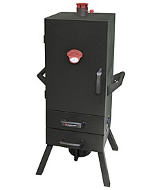 Charcoal Vertical Smoker