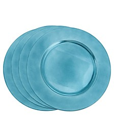 Classic Design Charger Plate Set of 4