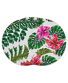 Blooming Buds Charger Plate Set of 4