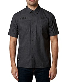 Men's Starter Short Sleeve Work Shirt
