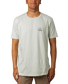 Men's Waves Graphic T-Shirt