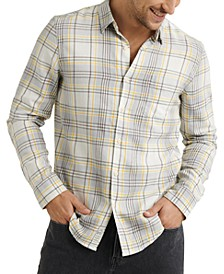 Men's Jaybird Regular-Fit Plaid Work Shirt