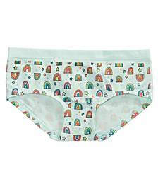 Little & Big Girls Seamless Hipster Underwear