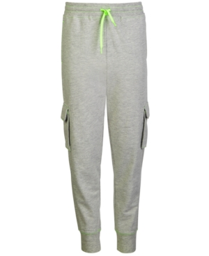 Ideology Big Boys Cargo Jogger Sweatpants, Created for Macy's