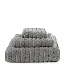Jewel 3-Pc. Turkish Cotton Towel Set