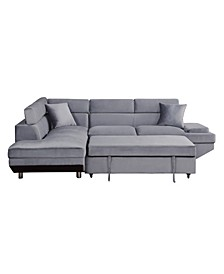 Strader 2-pc Sectional Sofa