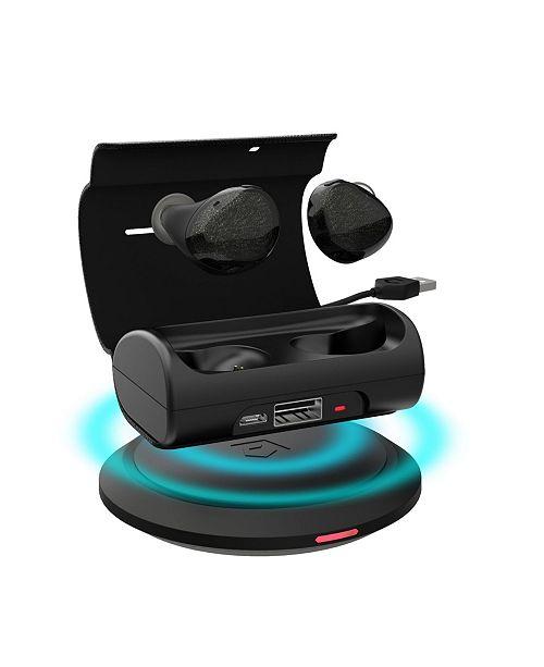 Cobble Pro Bluetooth 5.0 True Wireless Ear buds Headphones with 10 Watt Wireless Charger Pad