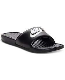 63e7f7d91ceebd Nike Men s Benassi Just Do It Slide Sandals from Finish Line